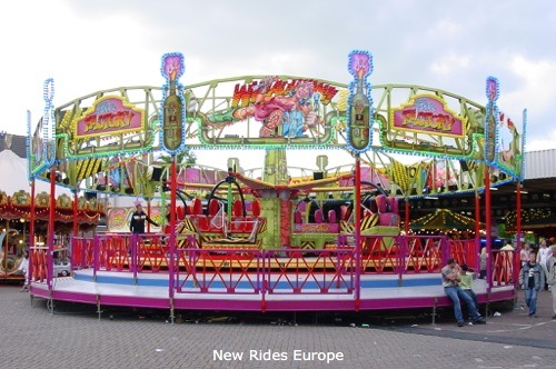 Used ride Fun Factory (KMG)