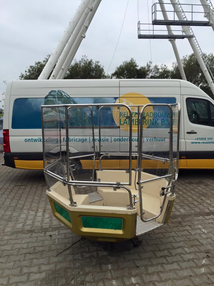 Used ride Maintenance & Repairs (Lamberink BV)