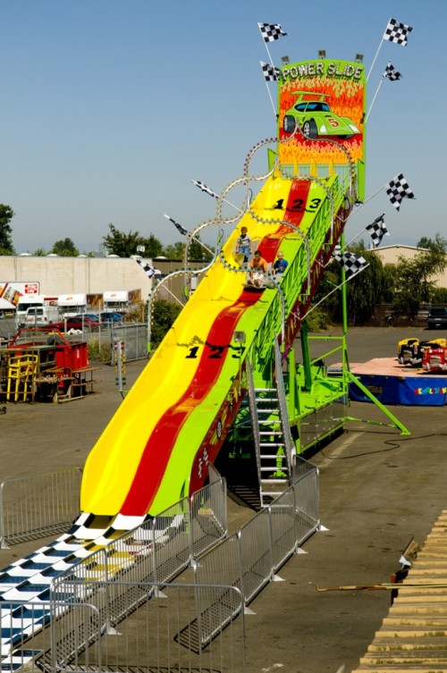 Used ride Slide (Battech)