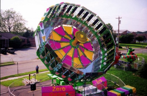 Used ride Zero Gravity (Battech)