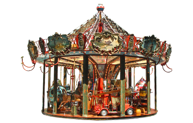 New equipment Jules Verne series carousels ()